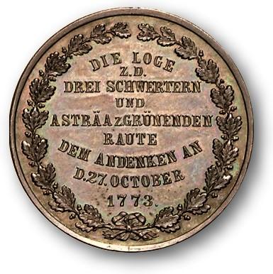 Dresden Freimaurer Schwerterloge