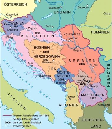 Jugoslawien Karte.Jugoslawien 1918 Bis 1991 Freimaurer Wiki
