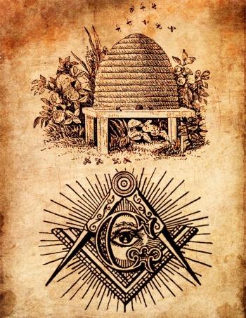 En The Lost Symbols Of Freemasonry The Beehive Freimaurer Wiki