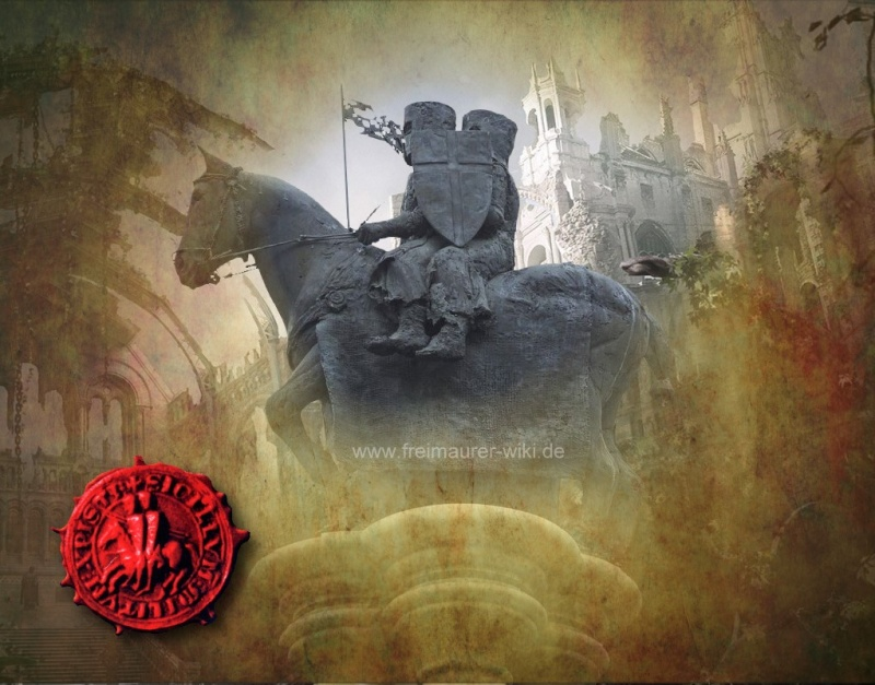 Tempelritter – Freimaurer-Wiki