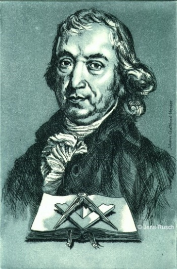 Johann Gottfried Herder biografie