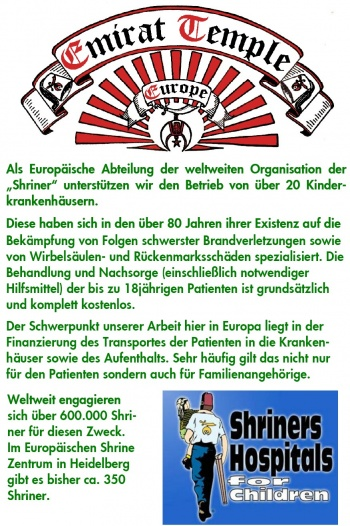 Shriners Deutschland