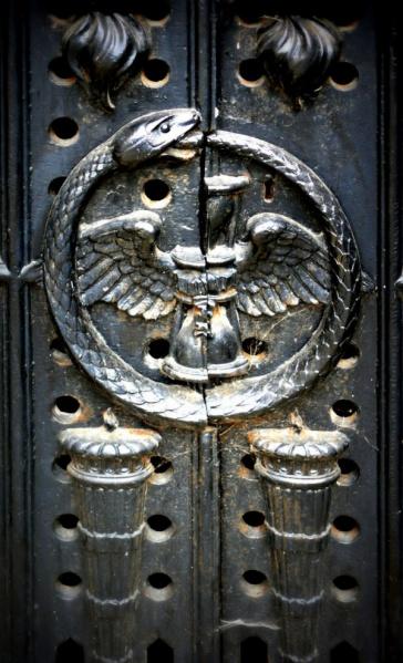 Ouroboros, cycle éternel de la nature. - Page 3 364px-London